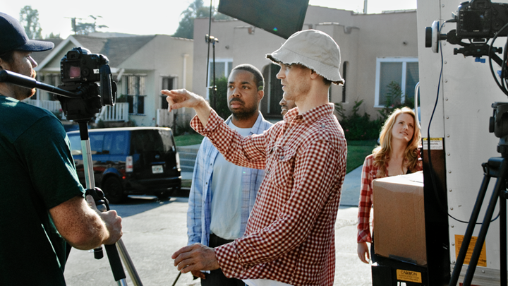 Michael Whitton Directing